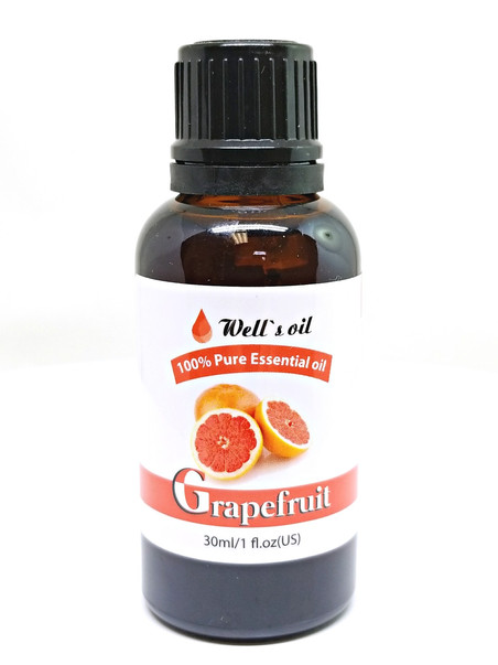 Grapefruit oil can help you losing weight!