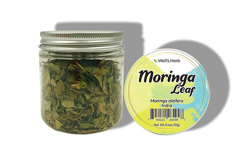 WH12_Well's Herb Moringa Net 0.8oz