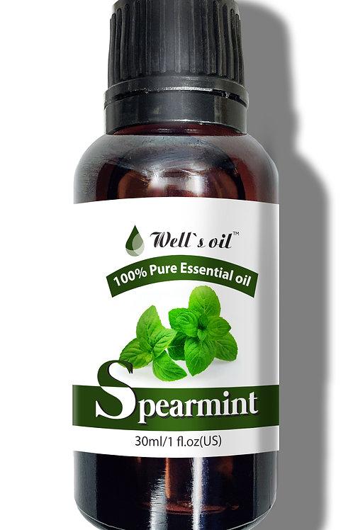 WE10_Essential Oil Spearmint 1oz