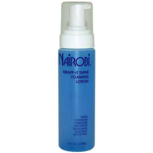 N401_Warpp-It Shine Lotion 8oz