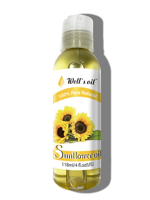 NO409_100% Sunflower Oil 4oz