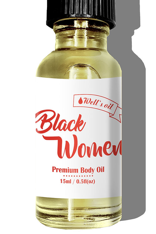 BO03_Black Women 1/2oz 6pc ($2.00 each)