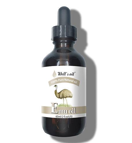 Well's Emu Oil 2oz