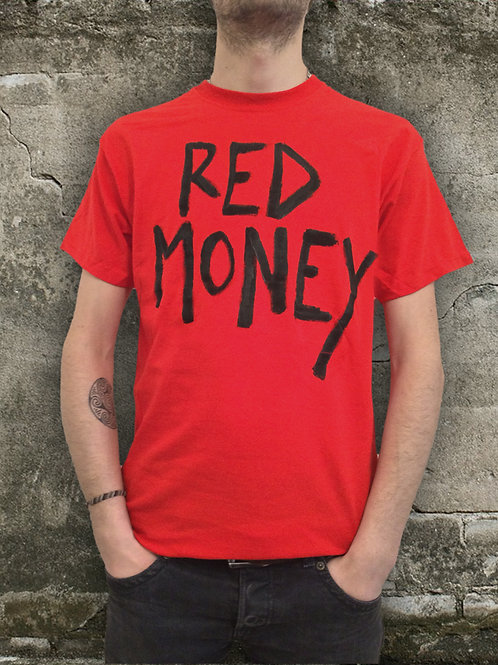 T-Shirt Red for Man