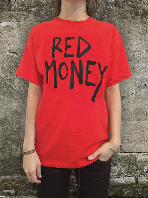 T-Shirt Red for Woman