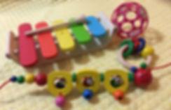 子ども達に人気のおもちゃ達
