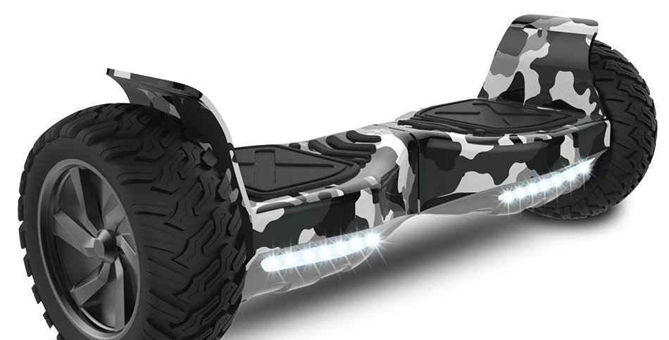 Evercross Challenger basic Hoverboard 8.5 inch
