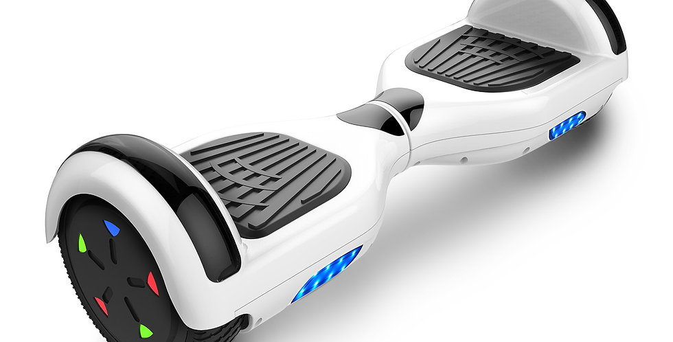 Evercross 5J Hoverboard 6.5 inch -  light wheels