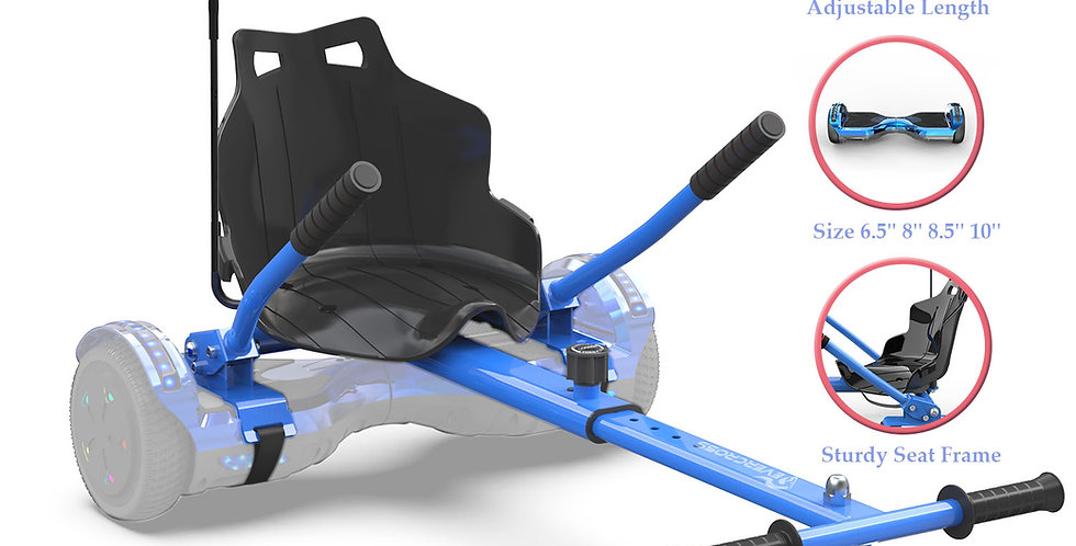 Hoverkart, Hoverboard Seat Attachment, Hoverboard Attachments, Hoverboard Access