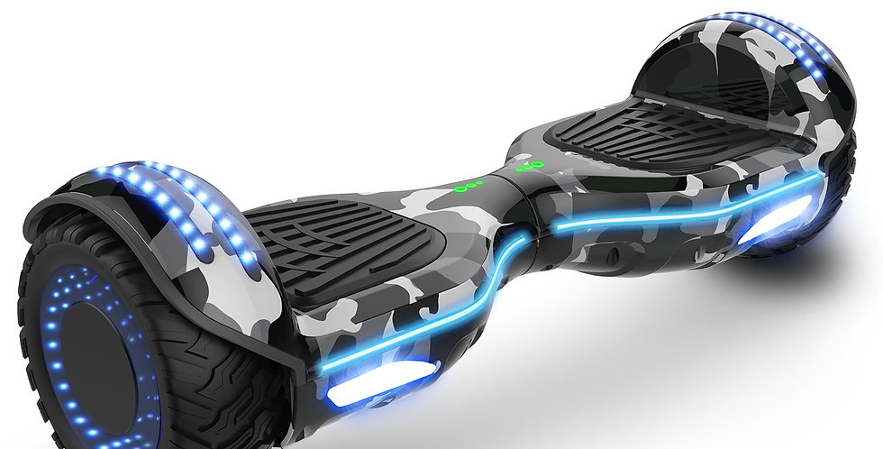 Evercross Hoverboard E9 Camouflag