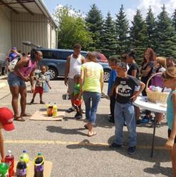 Children's Summer Lunch Program