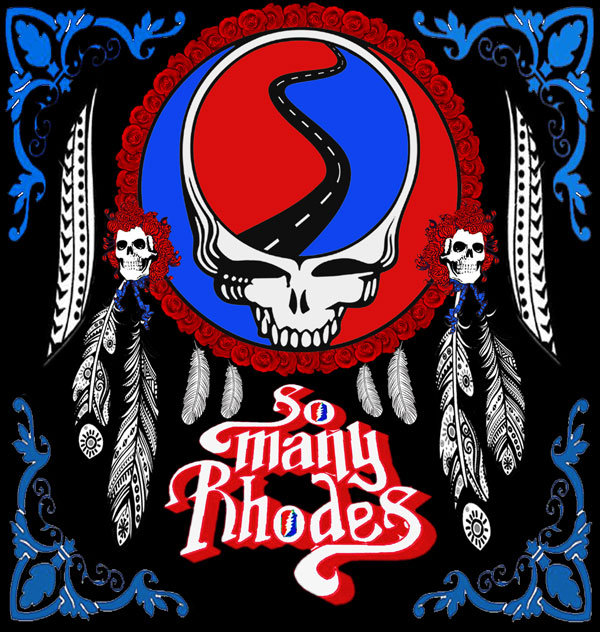 So Many Rhodes, local Grateful Dead tribute band