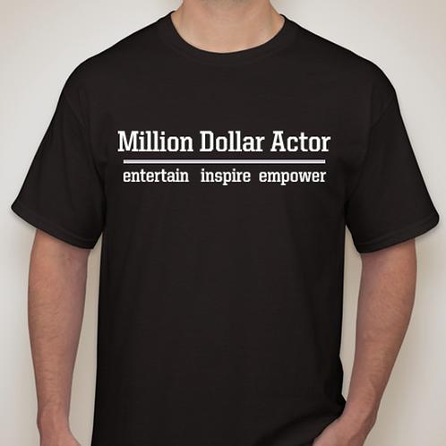 Million Dollar Actor Black T