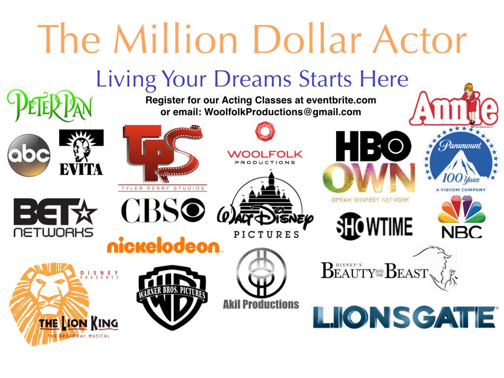 The Million Dollar Actor