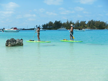Paddle board rental bermuda, Blue Hole Water Sports