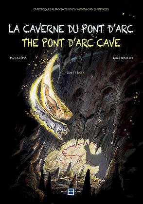 La caverne du Pont d'Arc (BD)