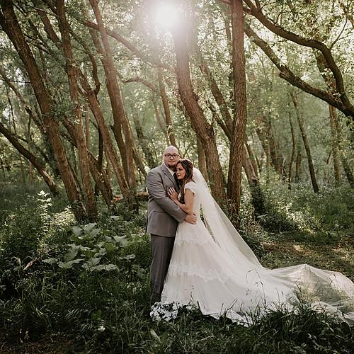 Tiffany & Cory Bridals