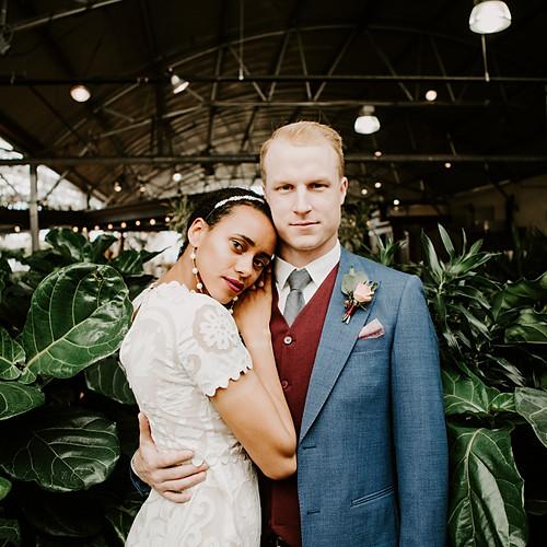 Marissa & Mike Bridals