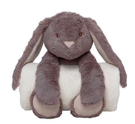 Bunny Cuddly Duo