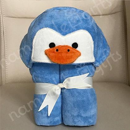 Bathing Bunnies - Penguin