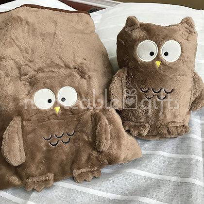 Snuggly Owl