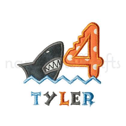 Shark Bite Birthday