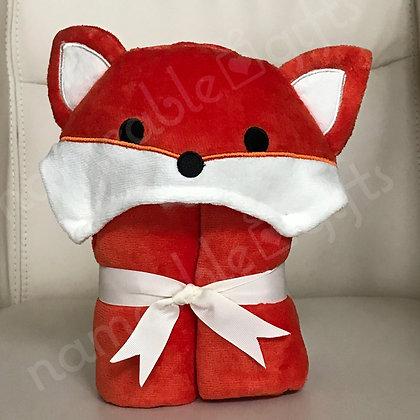 Bathing Bunnies - Fox