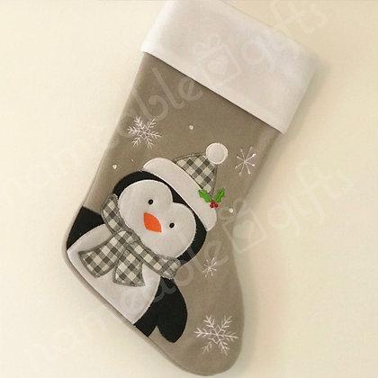 CS Grey-White Penguin