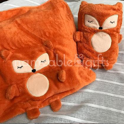Snuggly Fox