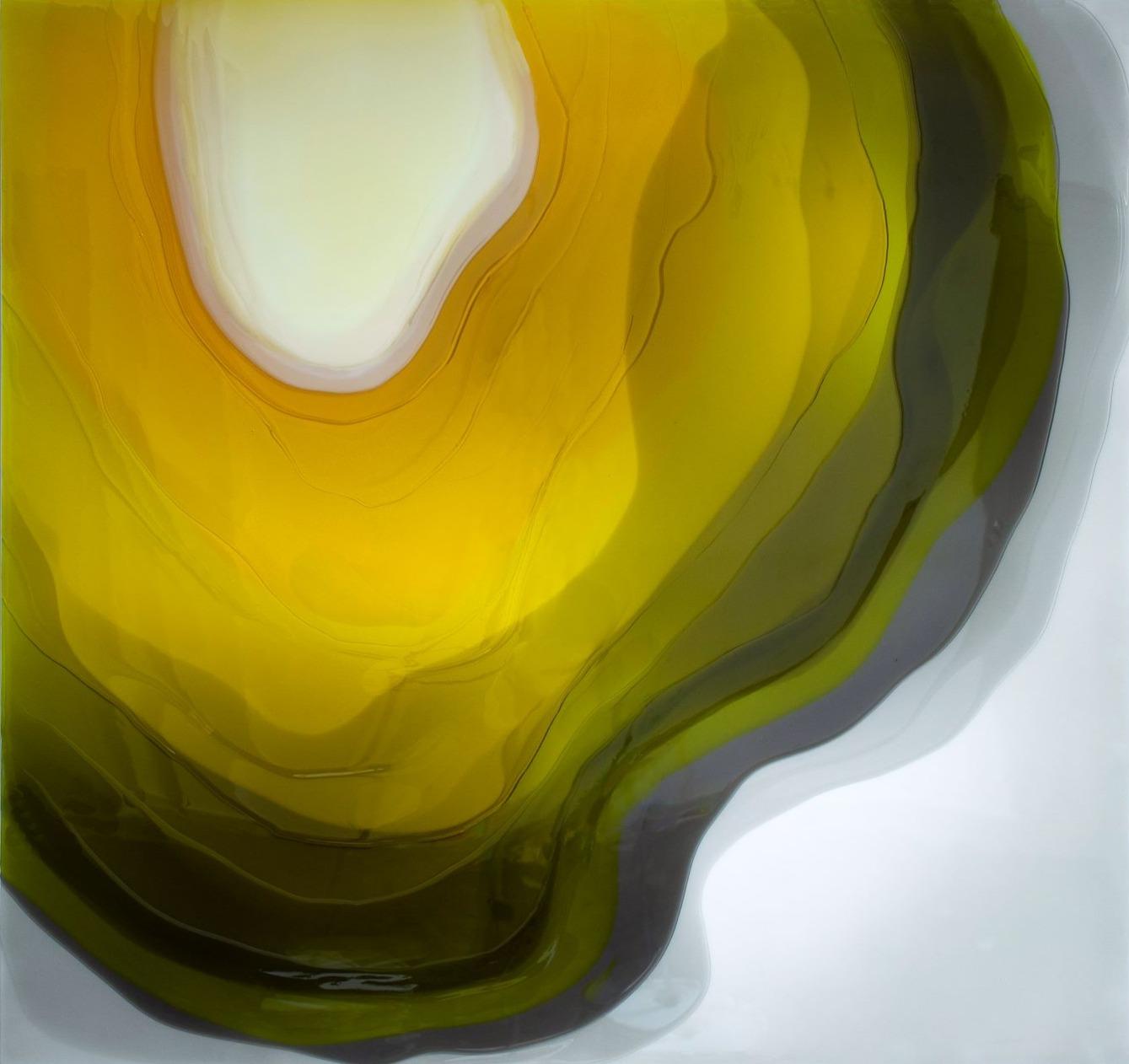 Sukha, 100 x 100 cm