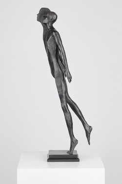 """Beyond Silence"", 62 x 28 x 12 cm (JN104)"