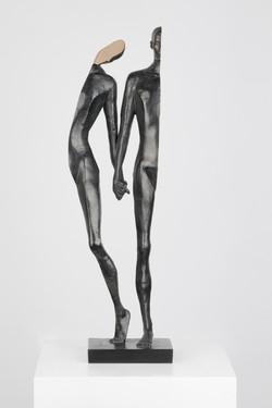 """Slightly Above"", 61 x 18 x 11 cm (JN105)"