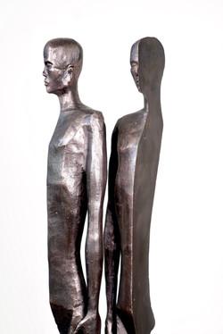 """Same Body, Different Day"" 75 x 12 x 12 cm (JN103)"