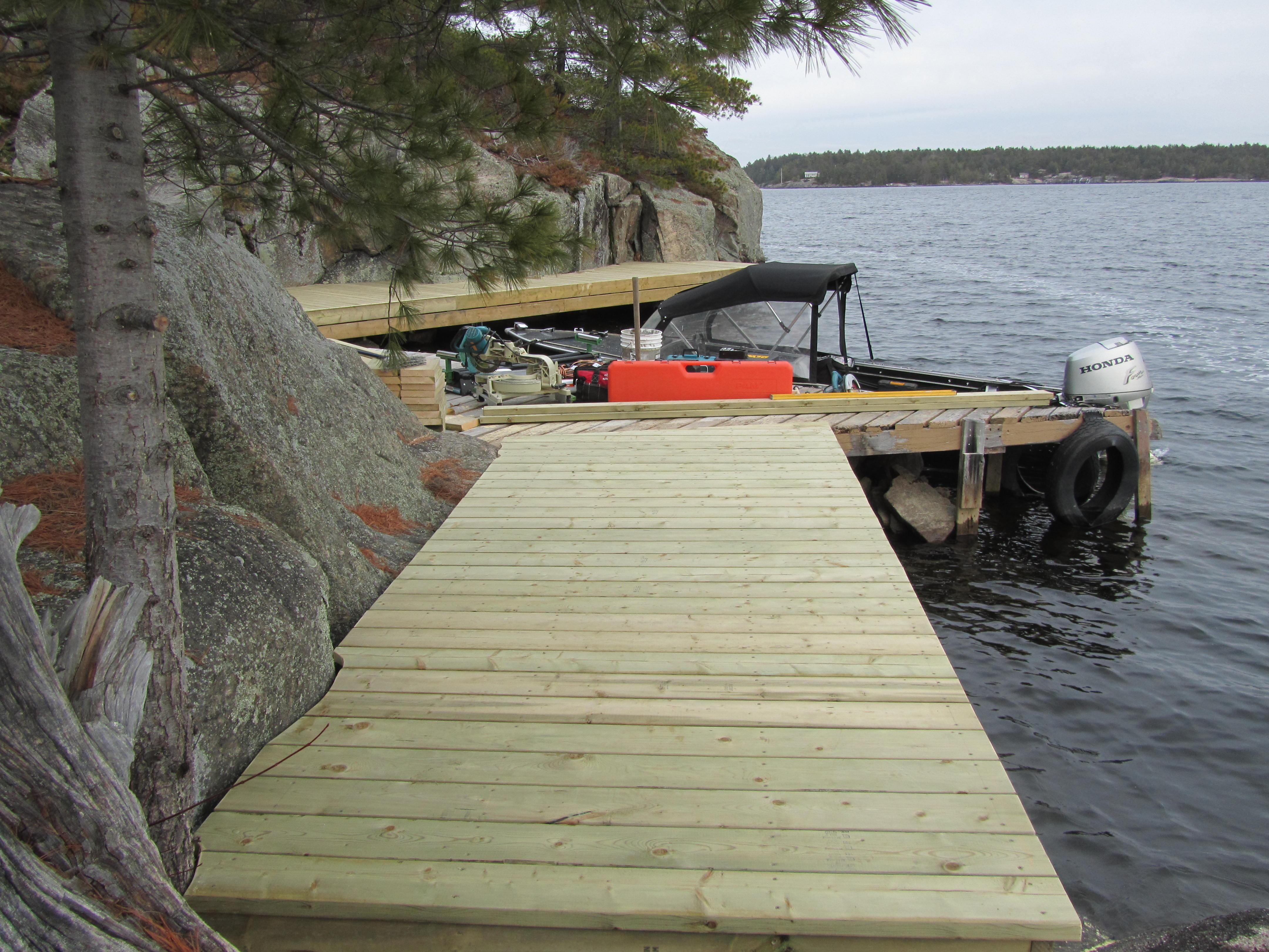 Shoreline Walkway