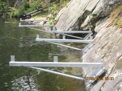 Long Arm 72' Dock Brackets