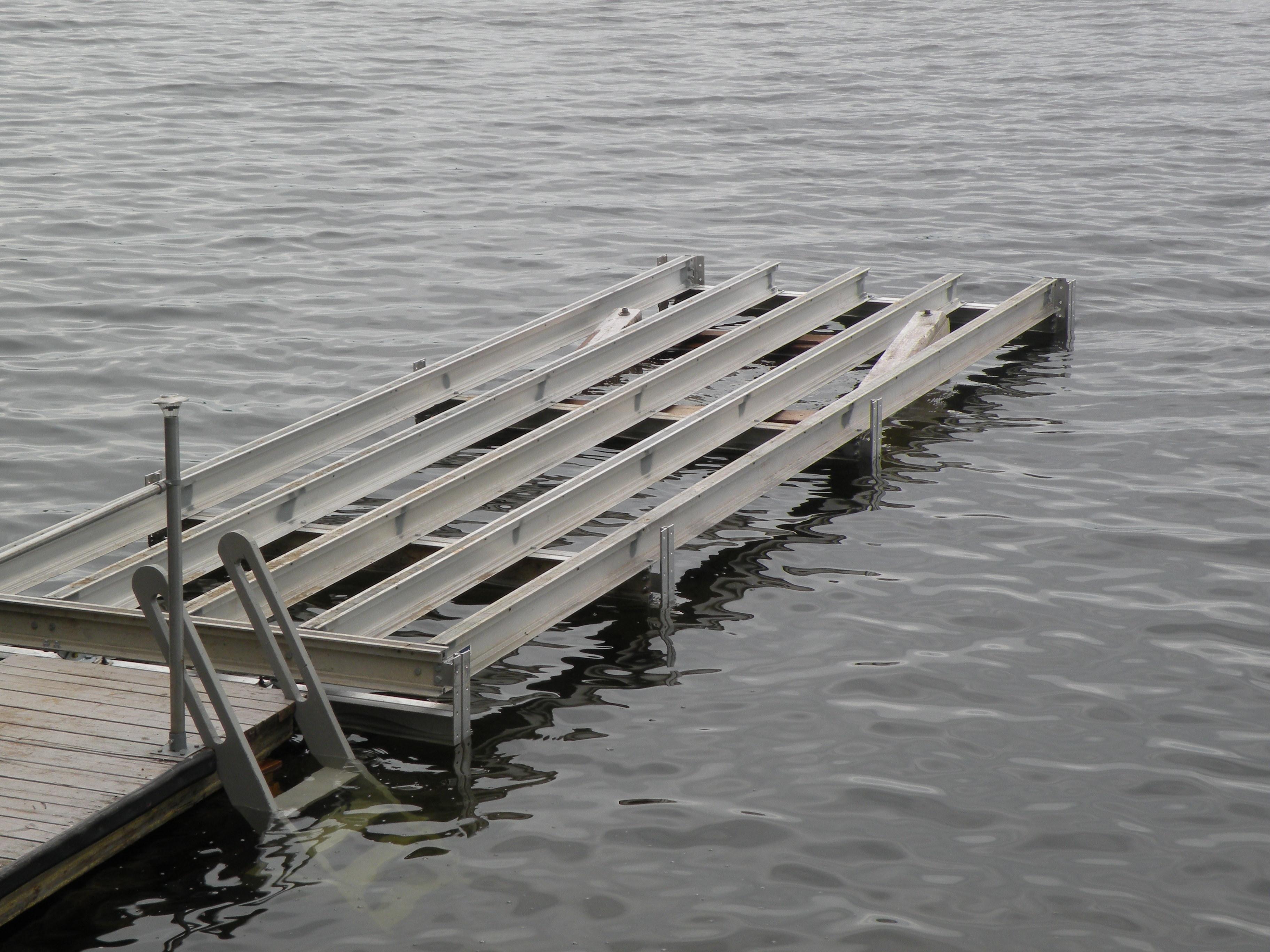 Aluminum Framing For Crib Dock