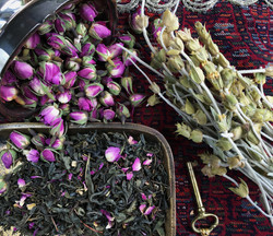 Green Tea, Rose patel