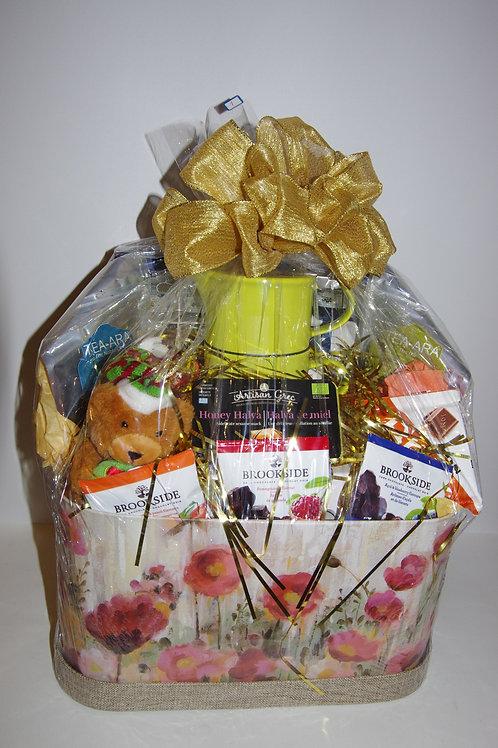 Flower Themed Artisan Box Gift Set
