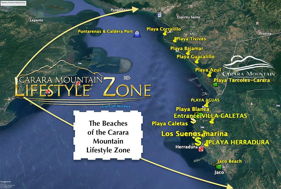 May 2020-3-Beaches of the Carara Mountai