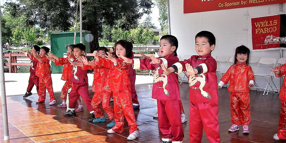 Main Campus Chinese New Year Performance
