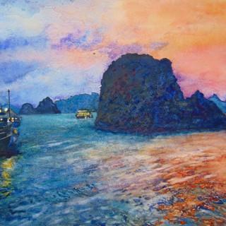 Ha-long Bay, Vietnam