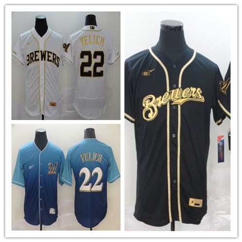 Men Christian Yelich White Golden, Black Golden, Drift Fashion