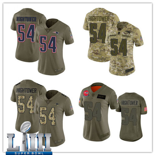 Women Donta Hightower Limited Salute to Service Olive, Camo