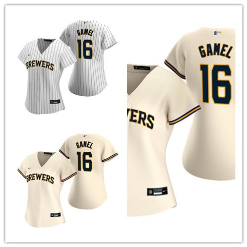 Women Ben Gamel 2020/21 Replica White/Stripe, Cream
