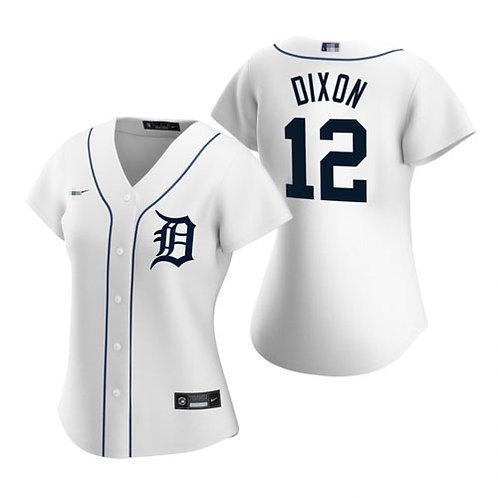 Women Brandon Dixon 2020/21 Replica White