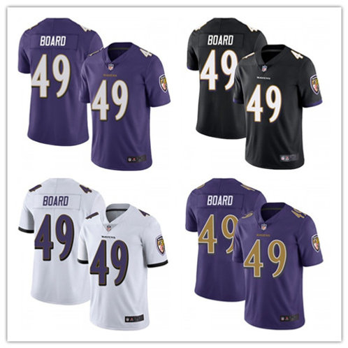 Men Chris Board Vapor Limited Purple, White, Black, Rush