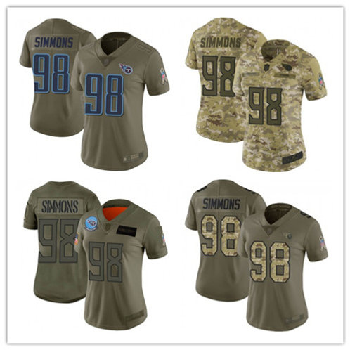 Women Jeffery Simmons Limited Salute to Service Olive, Camo