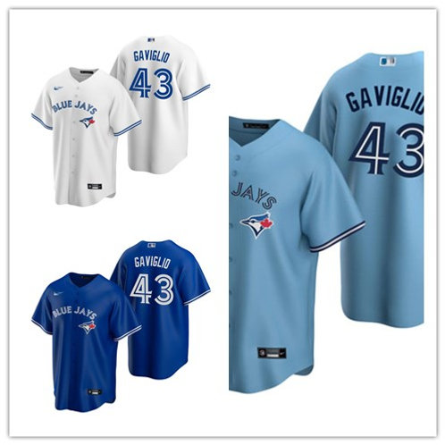 Men Sam Gaviglio 2020/21 Replica White, Royal Blue, Light Blue