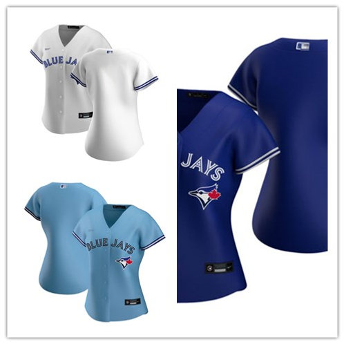 Women Blank 2020/21 Replica White, Royal Blue, Light Blue