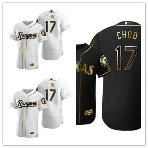 Men Choo Shin-soo White Golden, Black Golden
